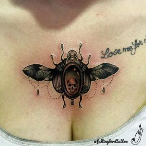Skarabeus Tattoo
