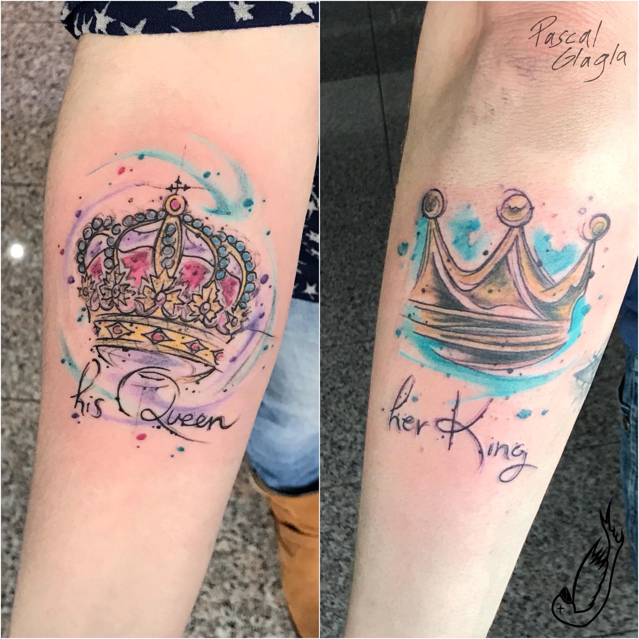 40 partner tattoo ansatz tatoos. Black Bedroom Furniture Sets. Home Design Ideas
